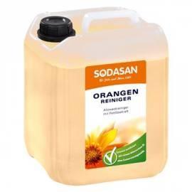 Sodasan Orangenreiniger 5 l Kanister