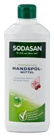 Sodasan hand Geschirrspülmittel Granatapfel 500 ml
