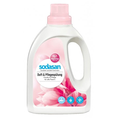 Sodasan Wäscheduft und Pflegespülung 750 ml