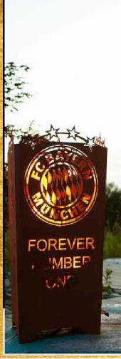 Feuerkorb Fan FC Bayern München