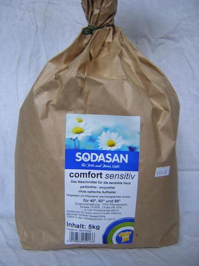 Sodasan Comfort sensitiv Waschpulver
