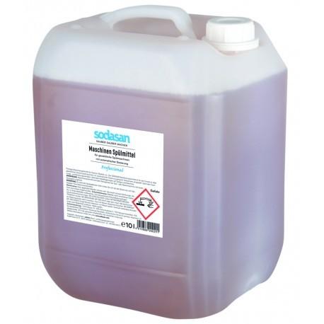 flüssiges Geschirrspülmittel für gewerbliche Spülmaschinen