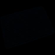 Ha-Ra Fußmatte soft 90 cm x 65 cm eisgrau