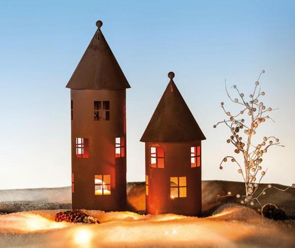typisch norddeutsch Leuchtturm-