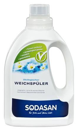 Sodasan Öko Weichspüler 750 ml