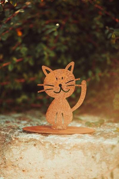 Doodle Familie KatzeMörtel groß