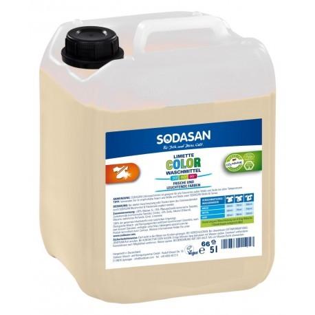 Sodasan Color Flüssig Waschmittel 25 l Limette