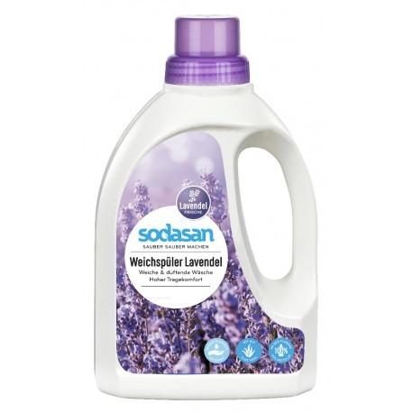 Sodasan Weichspüler Lavendel 750 ml