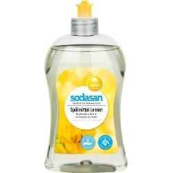 Sodasan Hand Geschirrspülmittel Lemon 500 ml