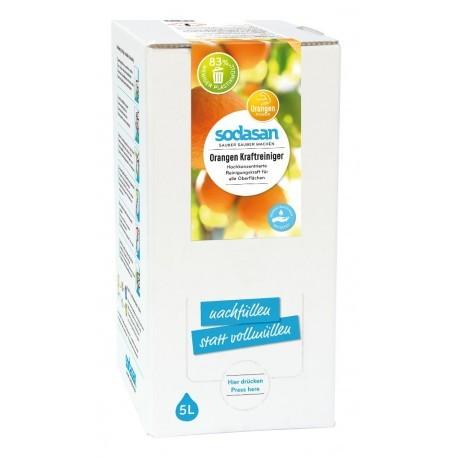 Sodasan Orangenreiniger 5 l Bagin Box
