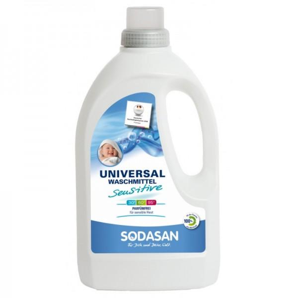 Universal Waschmittel sensitive 1,5 l