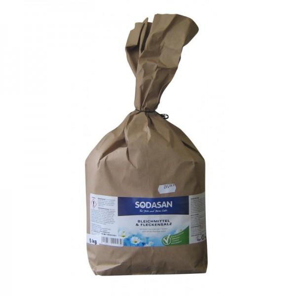 Sodasan Bleichmittel und Fleckensalz 5 kg Sack