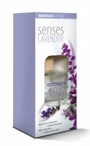 Sodasan Raumduft senses Lavender 200 ml Glasflasche