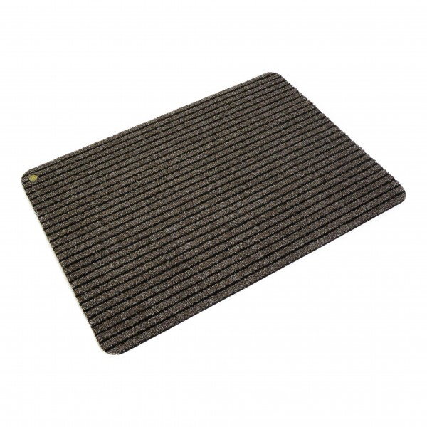 Ha-Ra Fußmatte soft 90 cm x 65 cm braun