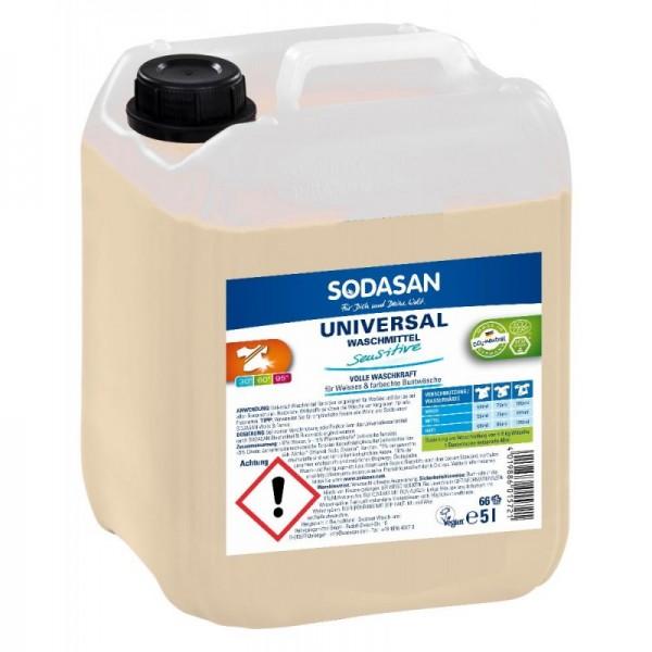 Universal Waschmittel sensitive 5 l