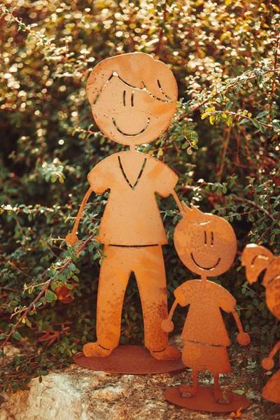Doodle Family Papa Hans-groß