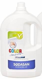 Sodasan Color Sensitive Flüssigwaschmittel 1, 5 l