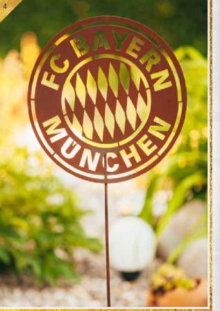 Edlrost Garten Stab FC Bayern