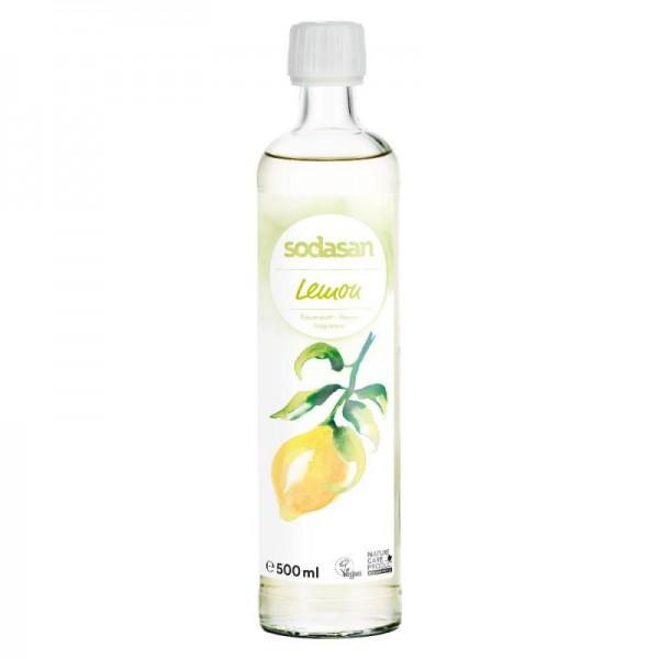 Sodasan Raumduft senses lemon 500 ml Nachfüllung