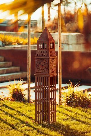 Edelrost Big Ben