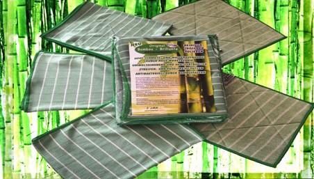 Bambou Brillante Spül- und Vorreinigungstuch