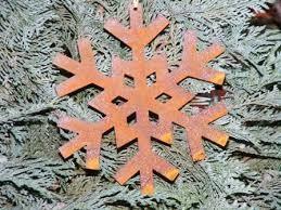 Schneeflocken zum hängen mittel